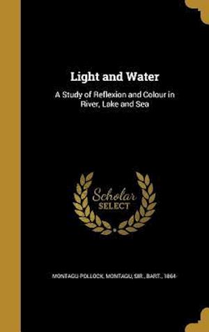 Bog, hardback Light and Water