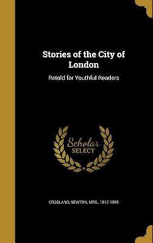 Bog, hardback Stories of the City of London