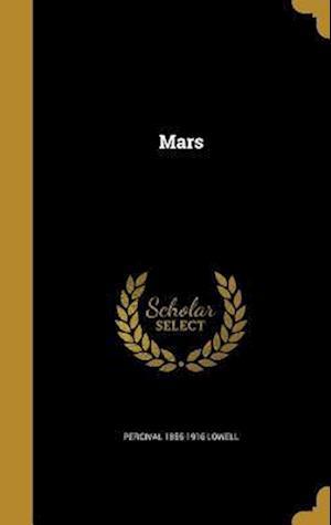 Bog, hardback Mars af Percival 1855-1916 Lowell