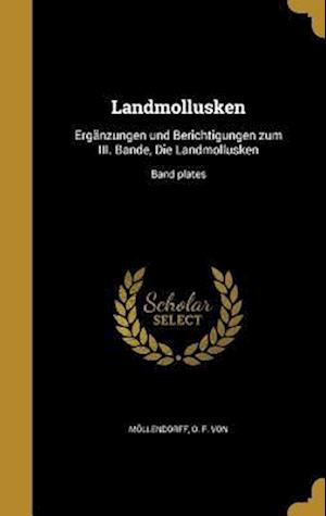 Bog, hardback Landmollusken