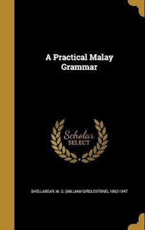 Bog, hardback A Practical Malay Grammar