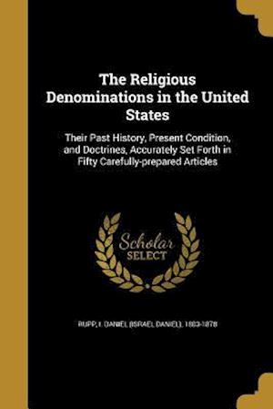 Bog, paperback The Religious Denominations in the United States