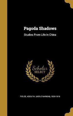 Bog, hardback Pagoda Shadows