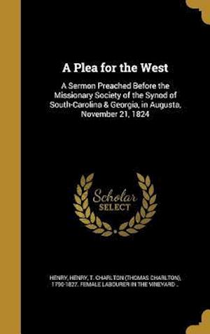 Bog, hardback A Plea for the West