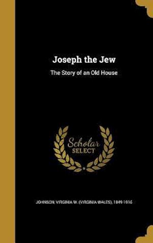 Bog, hardback Joseph the Jew