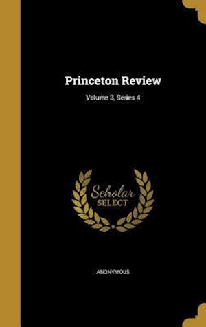 Bog, hardback Princeton Review; Volume 3, Series 4