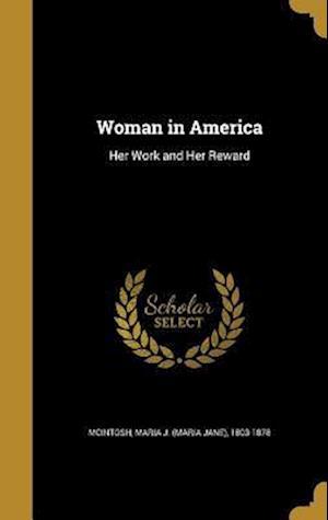 Bog, hardback Woman in America
