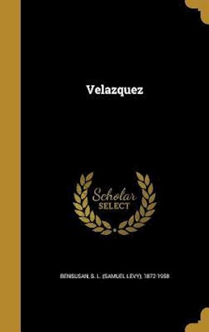 Bog, hardback Velazquez