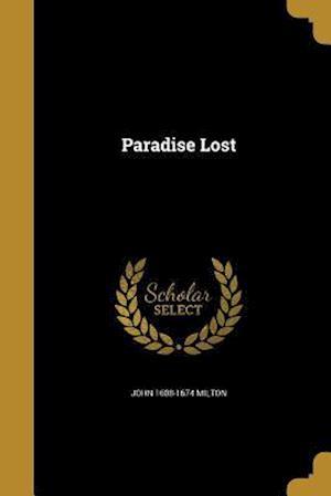 Bog, paperback Paradise Lost af John 1608-1674 Milton