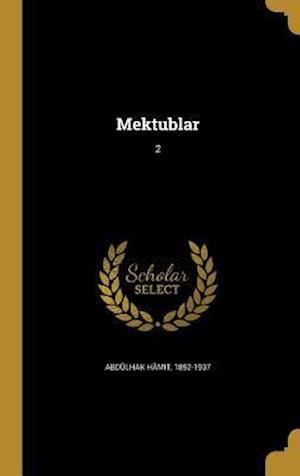 Bog, hardback Mektublar; 2