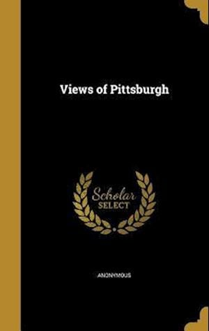 Bog, hardback Views of Pittsburgh