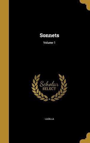 Bog, hardback Sonnets; Volume 1