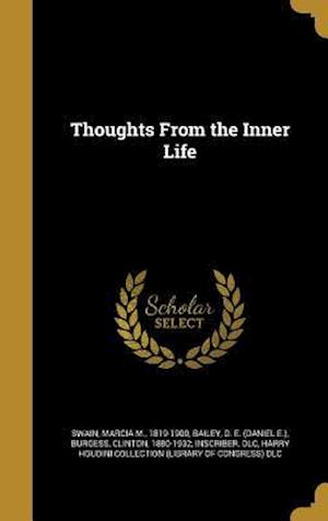 Bog, hardback Thoughts from the Inner Life