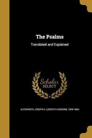 Bog, paperback The Psalms