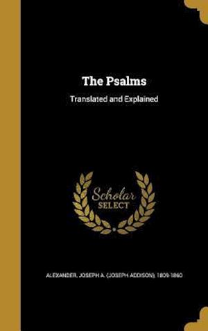 Bog, hardback The Psalms