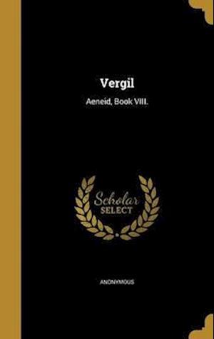 Bog, hardback Vergil