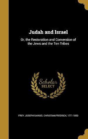 Bog, hardback Judah and Israel
