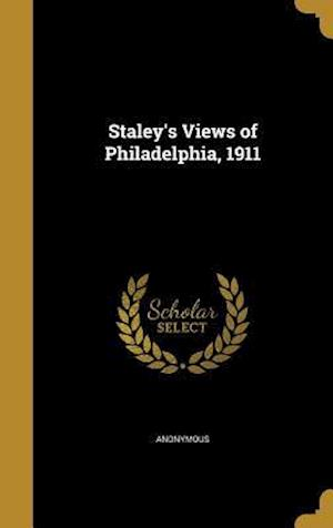 Bog, hardback Staley's Views of Philadelphia, 1911