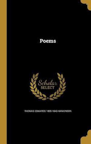Bog, hardback Poems af Thomas Edwards 1805-1843 Hankinson