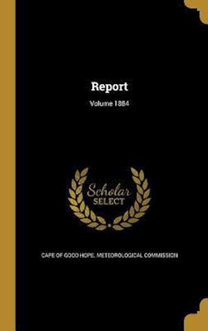 Bog, hardback Report; Volume 1884