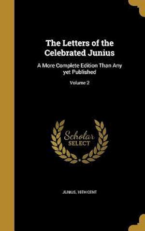 Bog, hardback The Letters of the Celebrated Junius