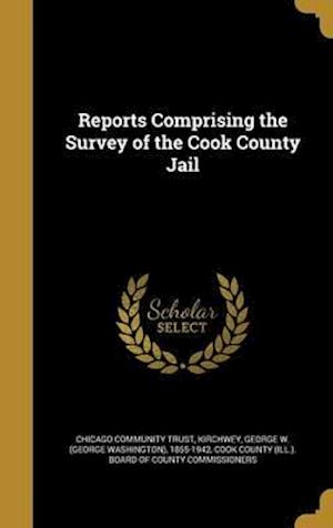 Bog, hardback Reports Comprising the Survey of the Cook County Jail