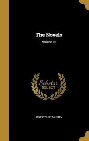 Bog, hardback The Novels; Volume 09 af Jane 1775-1817 Austen