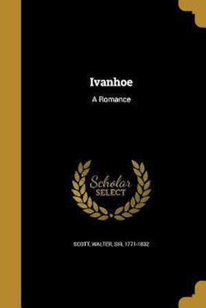 Bog, paperback Ivanhoe
