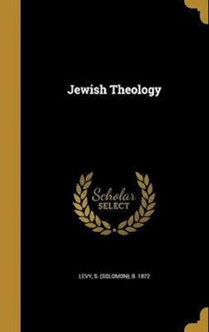 Bog, hardback Jewish Theology