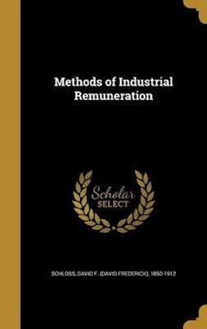 Bog, hardback Methods of Industrial Remuneration