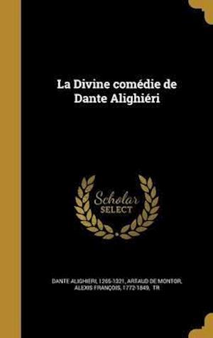 Bog, hardback La Divine Comedie de Dante Alighieri