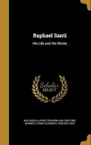 Bog, hardback Raphael Santi