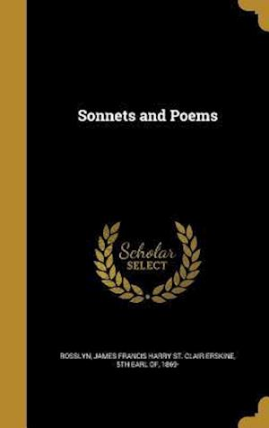 Bog, hardback Sonnets and Poems