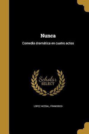 Bog, paperback Nunca
