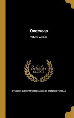 Bog, hardback Overseas; Volume 2, No.23