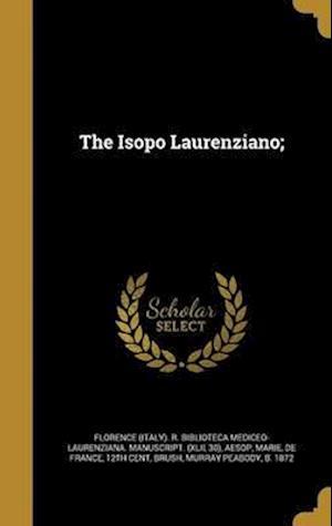 Bog, hardback The Isopo Laurenziano;