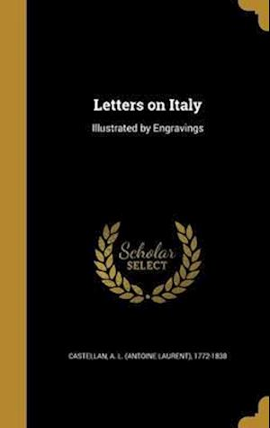 Bog, hardback Letters on Italy