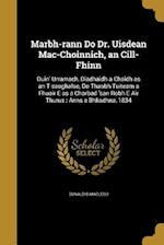 Marbh-Rann Do Dr. Uisdean Mac-Choinnich, an CILL-Fhinn af Donald B. MacLeod