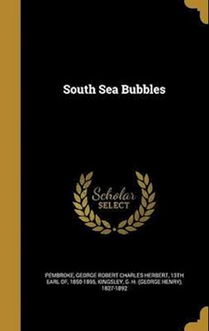 Bog, hardback South Sea Bubbles