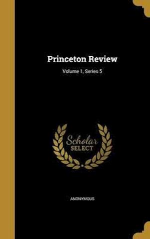 Bog, hardback Princeton Review; Volume 1, Series 5