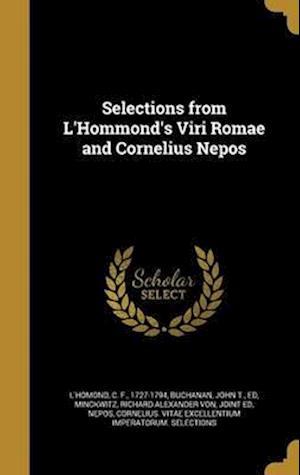Bog, hardback Selections from L'Hommond's Viri Romae and Cornelius Nepos