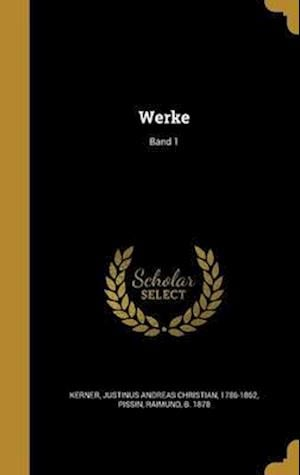 Bog, hardback Werke; Band 1