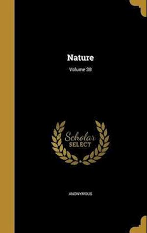 Bog, hardback Nature; Volume 38