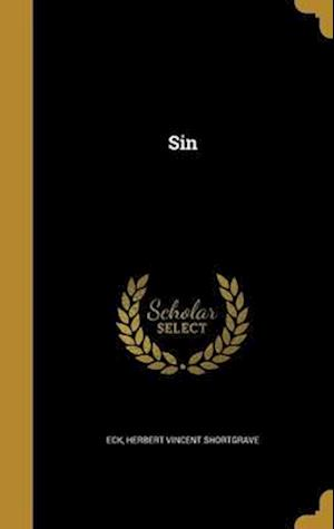 Bog, hardback Sin