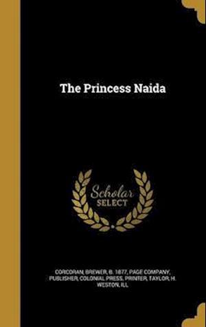 Bog, hardback The Princess Naida