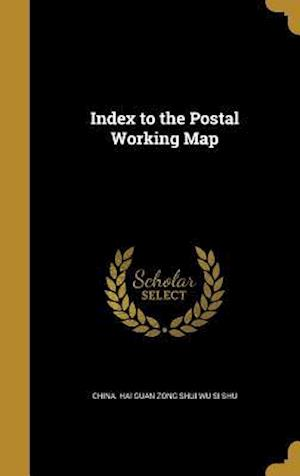 Bog, hardback Index to the Postal Working Map
