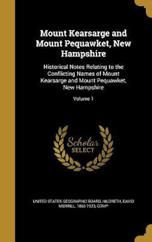 Bog, hardback Mount Kearsarge and Mount Pequawket, New Hampshire