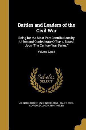 Bog, paperback Battles and Leaders of the Civil War