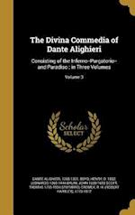 The Divina Commedia of Dante Alighieri af Leonardo 1369-1444 Bruni