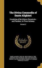 The Divina Commedia of Dante Alighieri af Leonardo 1369-1444 Bruni